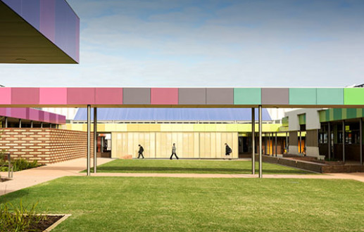 Byford Secondary College – Commendation at Dulux Colour Awards