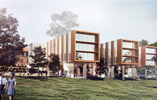 A new Boarding House for Guildford Grammar School