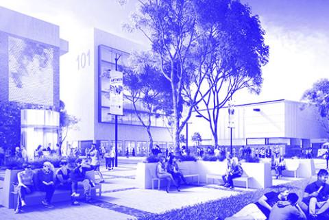 Curtin University Academic Heart and Planning Framework