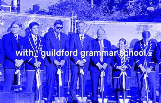 Guildford Grammar School Boarding House – Turning of the Soil