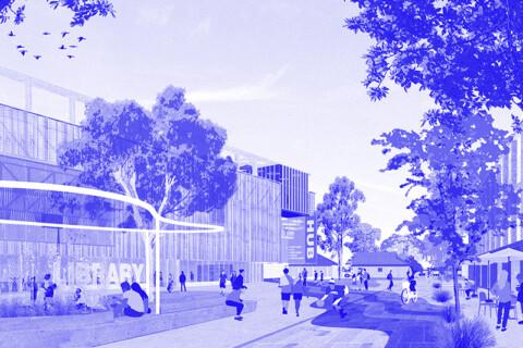 MacMillan Precinct Masterplan